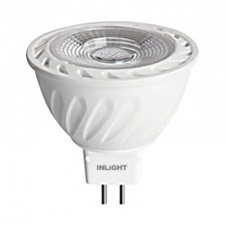 InLight MR16 5watt 3000Κ Θερμό Λευκό (7.16.05.09.1)