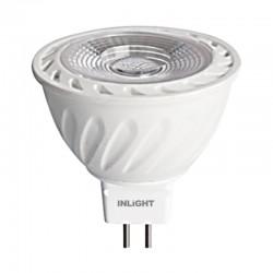 InLight MR16 5watt 6500Κ Ψυχρό Λευκό (7.16.05.09.3)