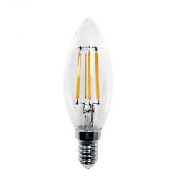InLight E14 LED Filament C35 5watt Dimmable (7.14.05.16.1)