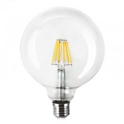 InLight E27 Led Filament G125 6watt Dimmable (7.27.06.15.1)