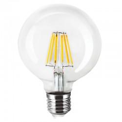 InLight E27 LED Filament G95 8watt Dimmable (7.27.08.16.1)