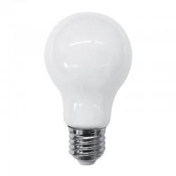 InLight Ε27 LED Filament A60 8watt με γαλακτερό κάλυμμα (7.27.08.37.1)