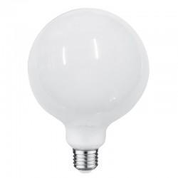 InLight Ε27 LED Filament G125 10watt με γαλακτερό κάλυμμα (7.27.10.35.1)