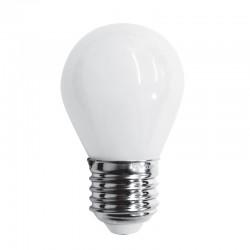 InLight Ε27 LED Filament G45 5watt με γαλακτερό κάλυμμα (7.27.05.38.1)