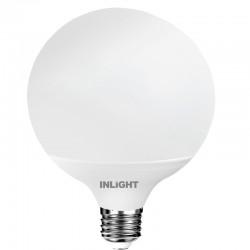 InLight E27 LED G120 18,5watt 6500K Ψυχρό Λευκό (7.27.18.14.3)