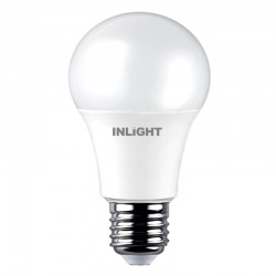 InLight E27 LED A60 15watt 4000Κ Φυσικό Λευκό (7.27.15.04.2)