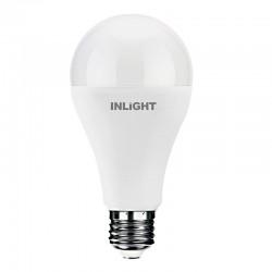InLight E27 LED A67 18watt 4000Κ Φυσικό Λευκό (7.27.18.04.2)