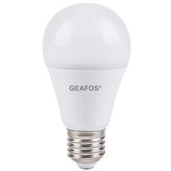 Λάμπα LED Α60 9W E27 6400K με φωτοκύτταρο