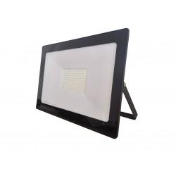 Προβολέας LED 100W SMD 6400K Slim